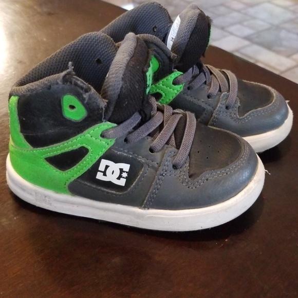DC Shoes   Toddler Boys Dc Shoes Size 7